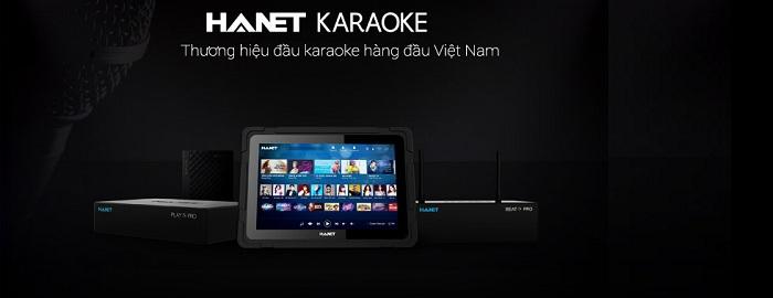 Đầu Karaoke Hanet