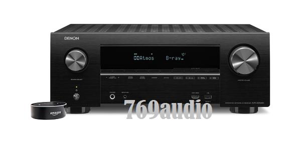 Amply Denon AVR X 2500H