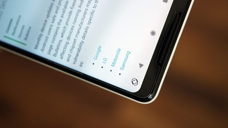 Android P sẽ mang nút xoay màn hình vào trong thanh điều hướng Karaoke