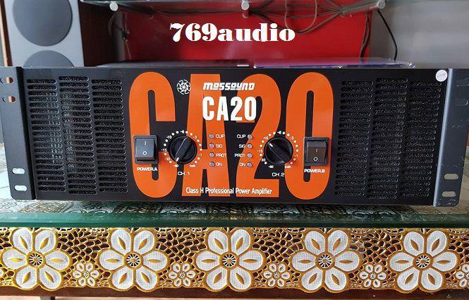 Crest Audio CA 20 (48 Sanken)