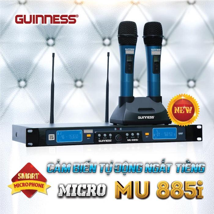 Micro Guinness MU 885i