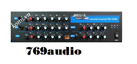 Mixer Jarguar pro 1205 DS