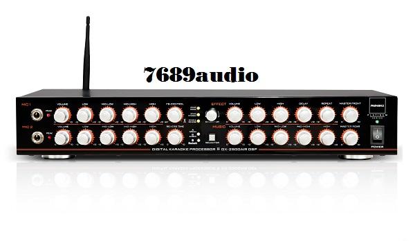 Mixer Paramax DX 2500 AIR DSP